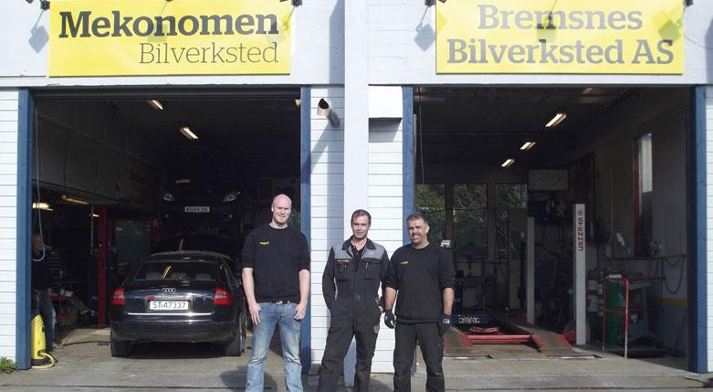 Bilredderne | Bremsnes Bilverksted