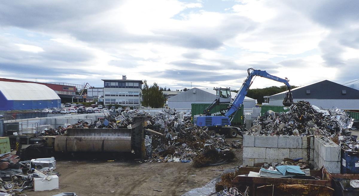 resirkulering av metaller
