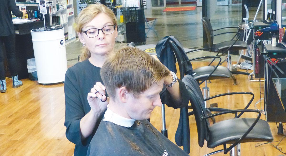 verdens verste frisør