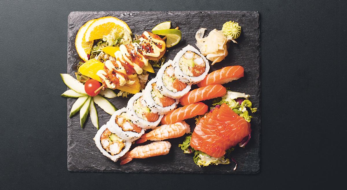 sushi i oslo sentrum møre og romsdal