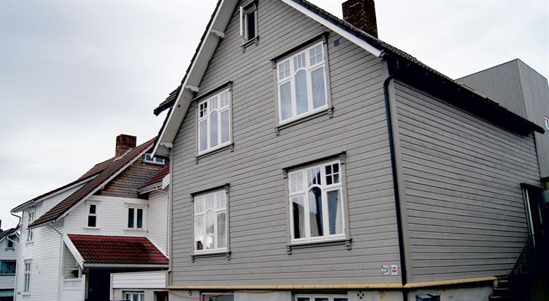Tilskudd til oppussing av gamle hus