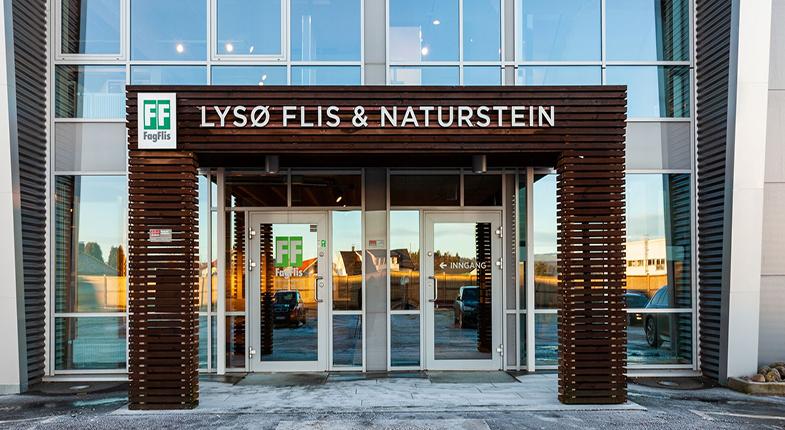Fagflis Grenland har fliser som varer i 50 år